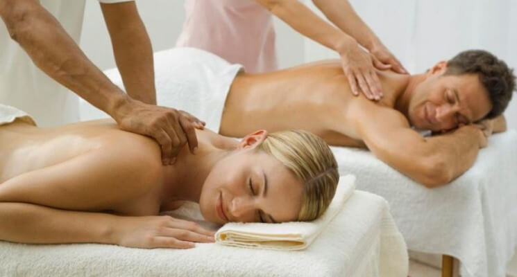 L'atelier de massage en couple